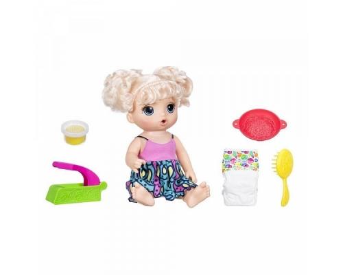 Интерактивная кукла Baby Alive - Малышка хочет есть C0963 Hasbro