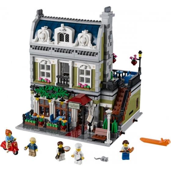 Парижский ресторан, 10243 lego creator expert
