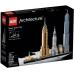 Купить 21028 Нью-Йорк Lego Architecture