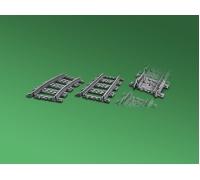 60205 Рельсы Lego City