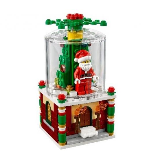 """40223 Шкатулка """"Снежный шар"""" Lego Creator"""