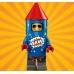 71021 Парень в костюме ракеты Lego Minifigures Юбилейная Серия