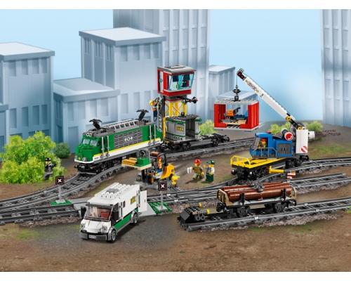 60198 Товарный поезд Lego City