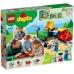 10874 Поезд на паровой тяге Lego Duplo