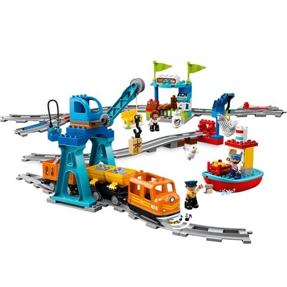 10875 Грузовой поезд Lego Duplo