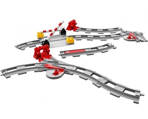 10882 Рельсы Lego Duplo