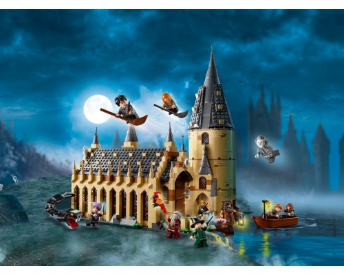75954 Большой зал Хогвартса Lego Harry Potter