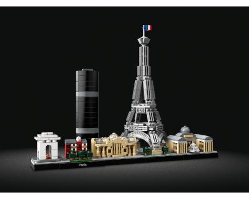 21044 Париж Lego Architecture