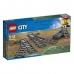 60238 Железнодорожные стрелки Lego City