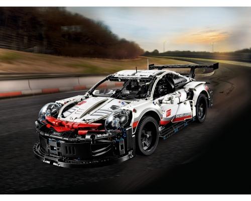 42096 Porsche 911 RSR Lego Technic