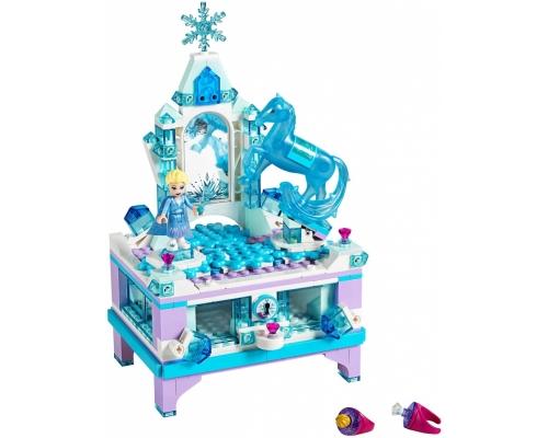 41168 Шкатулка Эльзы Lego Disney Princess