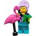 71025 Владелица фламинго Lego Minifigures
