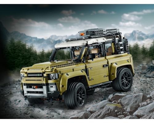 42110 Land Rover Defender Lego Technic