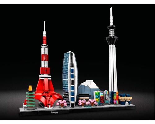 21051 Токио Lego Architecture