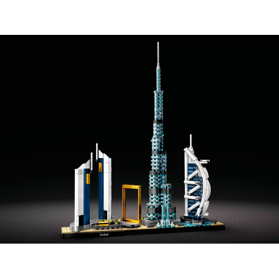 21052 Дубай Lego Architecture