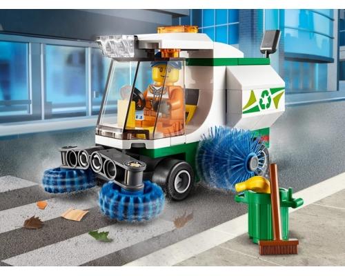 60249 Машина для очистки улиц Lego City