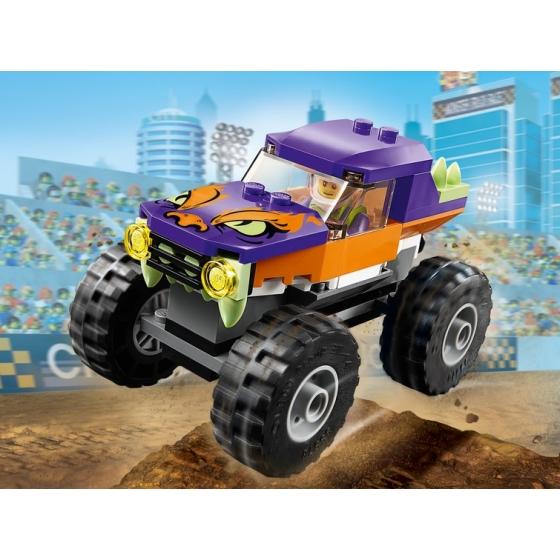 60251 Монстр-трак Lego City