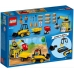 60252 Строительный бульдозер Lego City