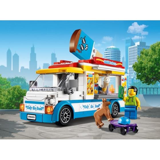 60253 Грузовик мороженщика Lego City