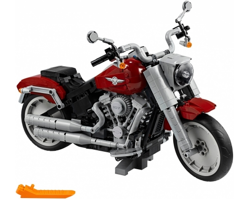 10269 Harley-Davidson Fat Boy Lego Creator Exclusive