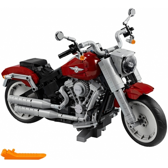 10269 Harley-Davidson Fat Boy Lego Creator Exclusive