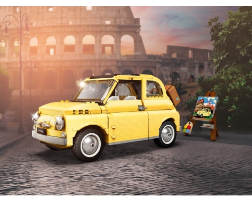 10271 Lego Creator Fiat 500