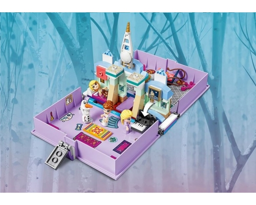 43175 Книга сказочных приключений Анны и Эльзы Lego Disney Princess