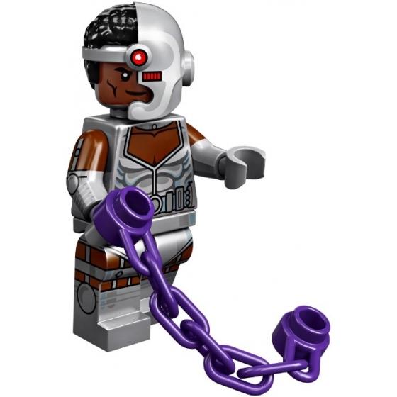 71026 Киборг Lego Minifigures