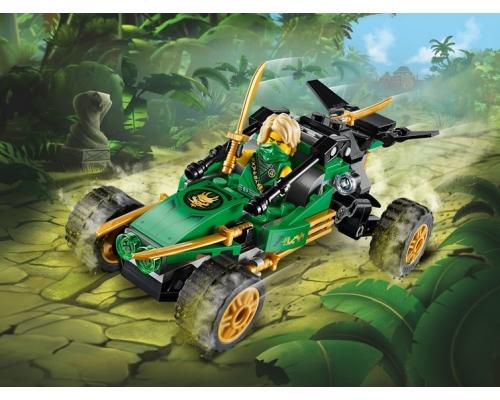 71700 Тропический внедорожник Lego Ninjago