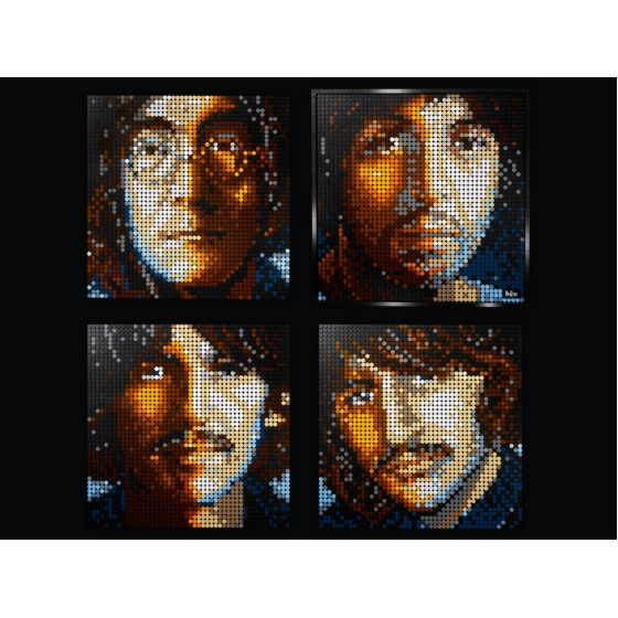 Купить 31198 Lego Art The Beatles