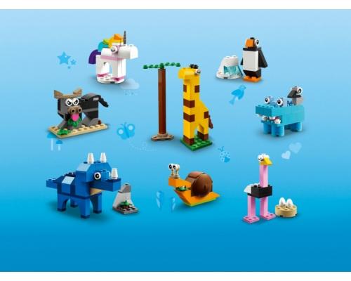 11011 Lego Кубики и зверюшки Classic