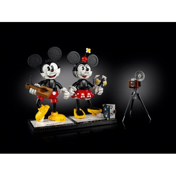 Купить 43179 Lego Микки Маус и Минни Маус (коллекционный набор)