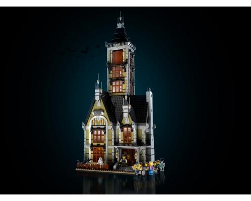 10273 Lego Exclusive Дом с привидениями (Коллекционный набор)