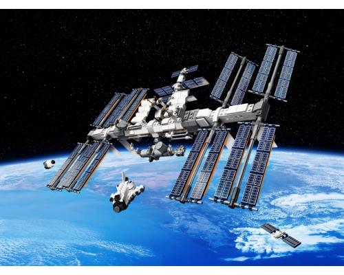 21321 Lego Международная Космическая Станция Ideas
