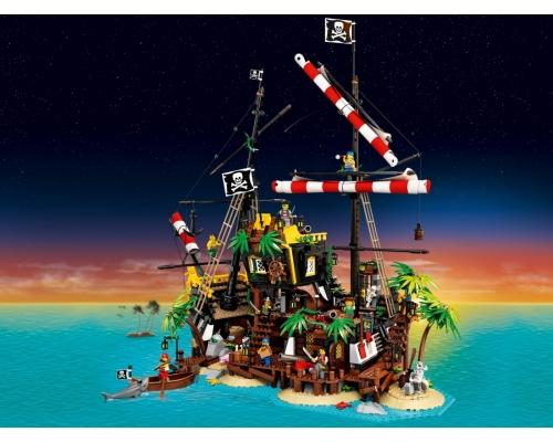 21322 Lego Пираты Залива Барракуды Ideas