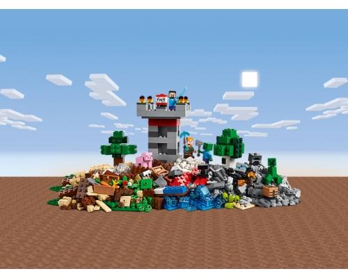 21161 Lego Minecraft Набор для творчества 3.0