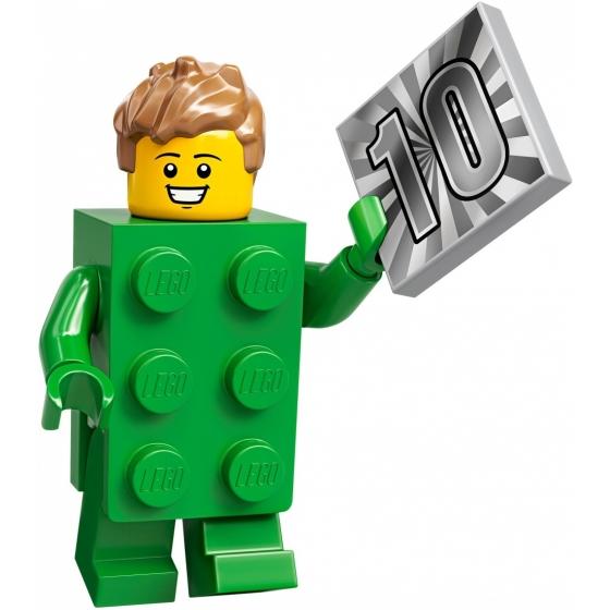 71027 Парень в костюме кубика Lego Minifigures