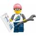 71027 Любитель космоса Lego Minifigures