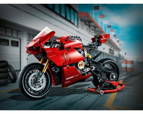 42107 Lego Ducati Panigale V4 R Technic
