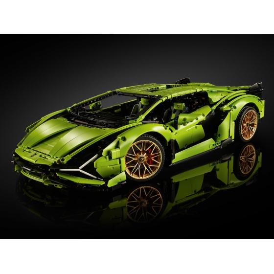 Купить 42115 Lego Technic Lamborghini Sian FKP 37