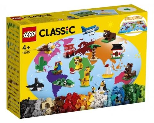 LEGO Classic 11015 Вокруг света