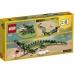 Конструктор LEGO Creator 31121 Крокодил