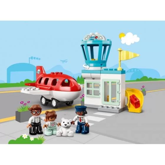 Конструктор LEGO Duplo 10961 Самолет и аэропорт