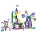Конструктор LEGO Friends 41689 Волшебное колесо обозрения и горка