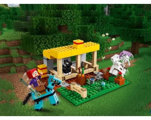 LEGO Minecraft 21171 Конюшня