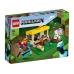 Конструктор LEGO Minecraft 21171 Конюшня