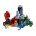 Конструктор LEGO Minecraft 21172 Разрушенный портал