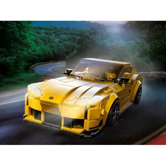 Конструктор LEGO Speed Champions 76901 Toyota GR Supra