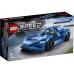 Конструктор LEGO Speed Champions 76902 McLaren Elva