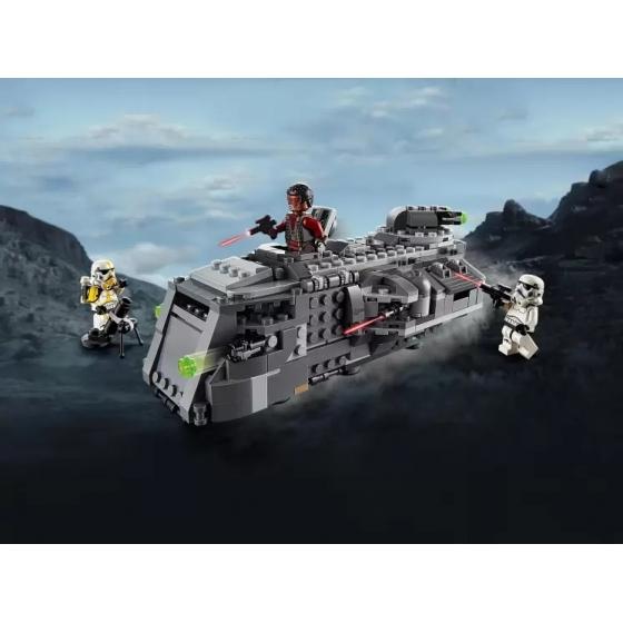 LEGO Star Wars 75311 Имперский бронированный корвет типа «Мародер»